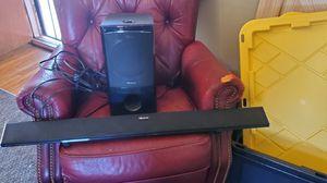 Nakamichi Soundbar w/Subwoofer 300 watt for Sale in Atwater, CA