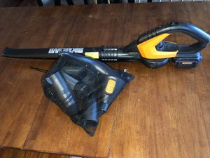 Worx Blower for Sale in Bowie, MD
