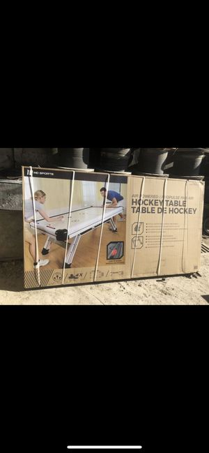 """MD Sport Air Hockey Table 89"""" for Sale in Farmingdale, NY"""