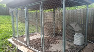 Double Animal Kennel for Sale in Independence, MO