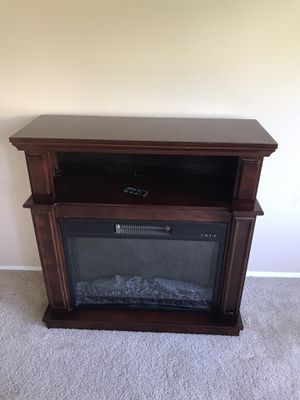 Plug in fireplace for Sale in Vancouver, WA