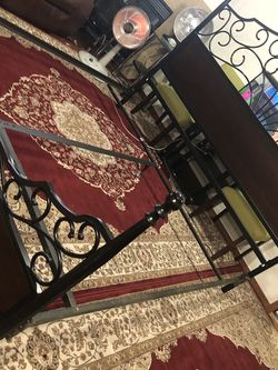 King Size Bed With Frame for Sale in Everett,  WA