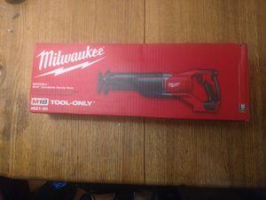 M18 Milwaukee cordless reciprocating saw for Sale in Malaga, WA