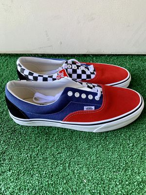 Vans Era Mix-Match Shoes for Sale in Fresno, CA