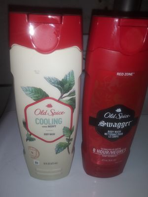 Old Spice body wash with mint for Sale in East Lansdowne, PA
