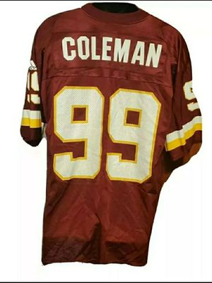 Redskins Coleman 99 Jersey for Sale in Middletown, MD