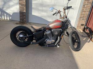 Honda Shadow Bobber for Sale in Wichita, KS