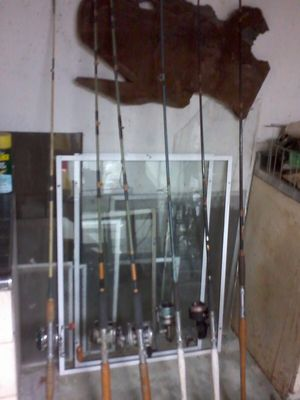 Fishing rods and reels for Sale in Beverly, MA