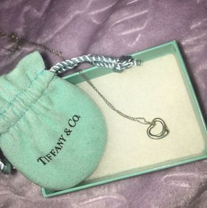 TIFFANY & CO NECKLACE for Sale in Fresno, CA