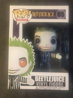 POP! BEETLEJUICE FIGURE  for Sale in Rialto, CA