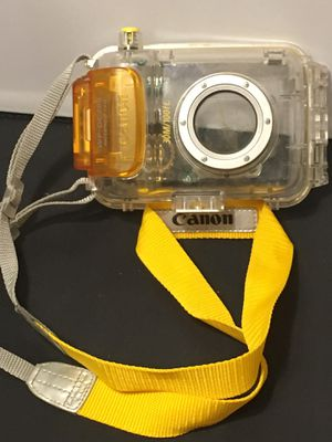 Canon WP-DC200 Waterproof Case for A20 & A10 Digital Cameras for Sale in Harrodsburg, KY