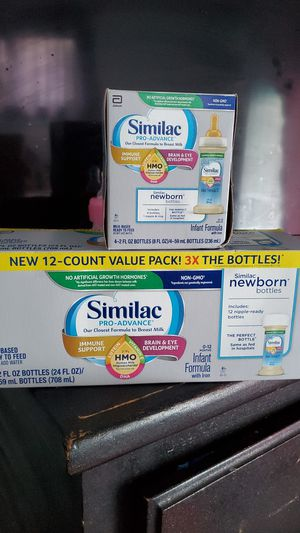 Similac pro advance ready to feed for Sale in Los Angeles, CA