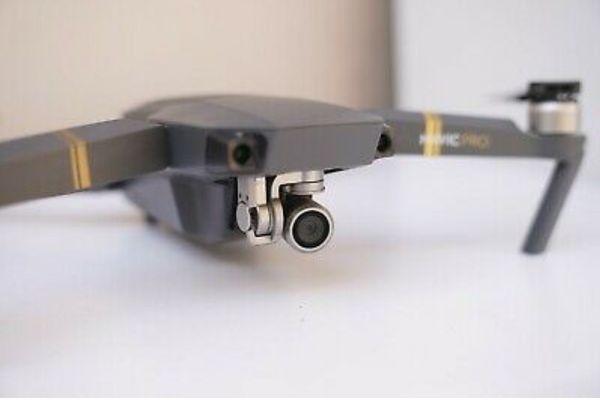 DJI Mavic Pro Fly More Combo Full Box Set 3 Batteries 4K UHD Video Not Mavic Air.
