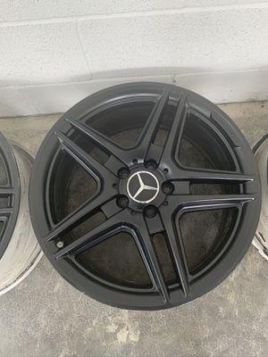 Set of 4 Mercedes Amg Rims for Sale in Smyrna, TN