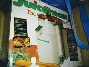 Juiceman 2 juicer for Sale in Auburndale, FL