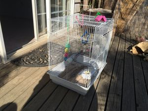 Bird cage for Sale in Seattle, WA