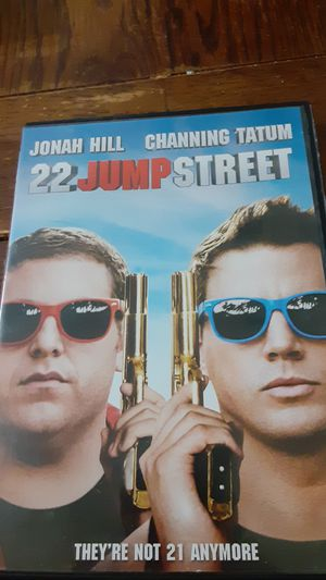 22 jumpstreet dvd for Sale in Grand Saline, TX