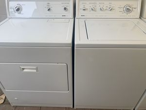 Kenmore washer and gas dryer for Sale in Santa Ana, CA