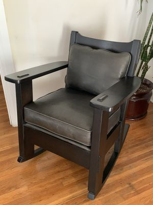 Vintage Stickley Brothers Rocking Chair for Sale in Los Angeles, CA