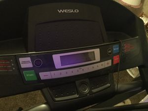 Weslo fold up treadmill for Sale in Mount Sterling, KY