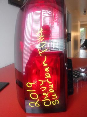 Tahoe/Suburban Taillight Left Side OEM for Sale in Villa Park, IL