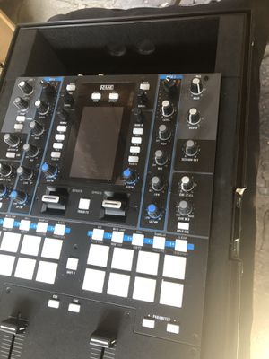 Rane 72 mixer with odyssey case for Sale in South Gate, CA