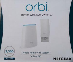 NEW Netgear Wi-Fi system for Sale in West Jordan, UT