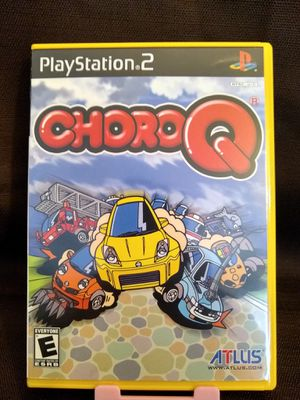 Used, PS2 PlayStation 2 Choro Q Racing for Sale for sale  Riverside, CA