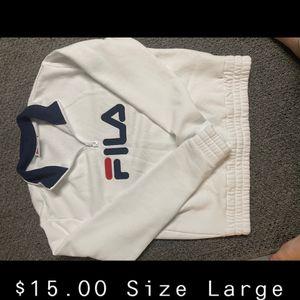 FILA Half Zip for Sale in East Peoria, IL