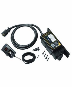 Tekonsha 90250 Prodigy RF Electronic Brake Control for Sale in Nashua, NH