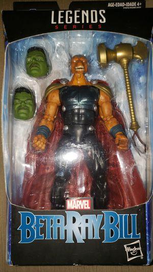 Marvel Legends Betta Ray Bill Hulk Baf for Sale in Chicago, IL