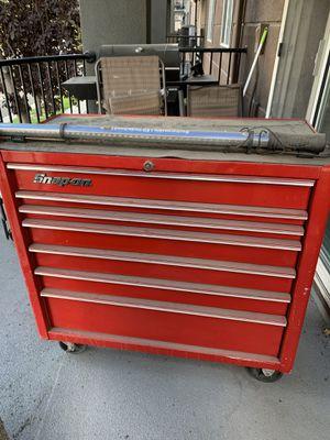 Snap on toolbox for Sale in Salt Lake City, UT