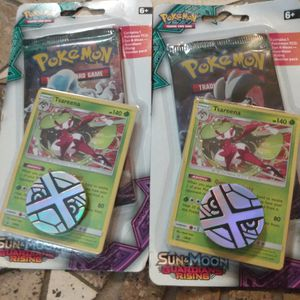 Brand New Pokemon Sun And Moon Guardians Rising Includes One Booster Pack 1 Promo Card 1 Coin $7 Each for Sale in Orlando, FL
