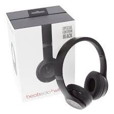 Beats solo 3 all black for Sale in Donna, TX
