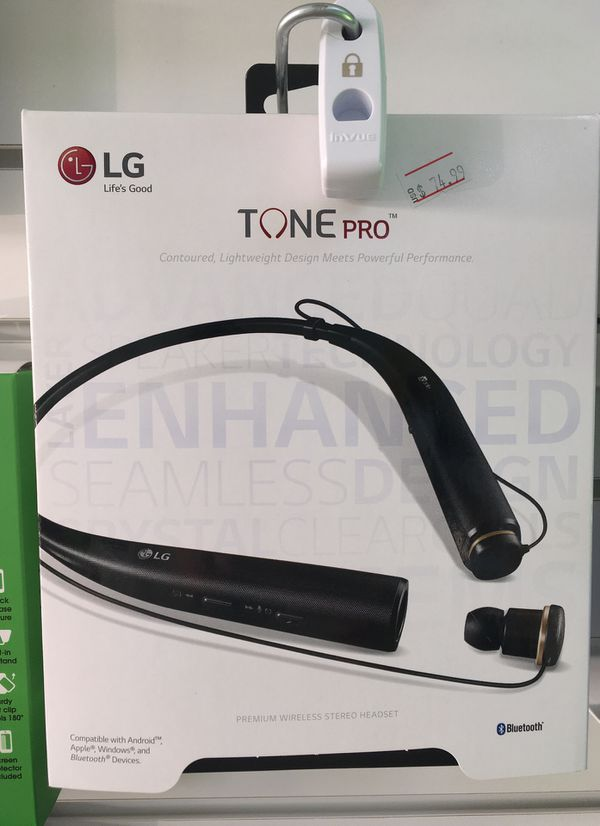 LG Bluetooth Wireless Headsets