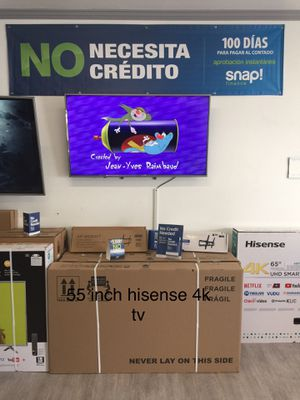 55 INCH SHARP ANDROID TV 📺 for Sale in Chino, CA