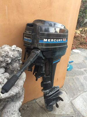 Mercury outboard 9.8 hp for Sale in Woodland Hills, CA