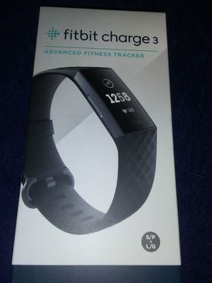 Fitbit charge 3 for Sale in Smyrna, TN