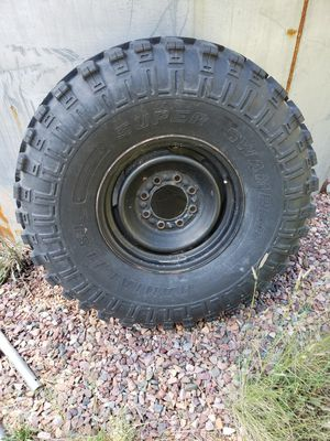 36 x 12.50 R 16 LT Super Swamper for Sale in Strawberry, AZ
