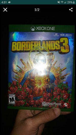 Borderlands 3 for Sale in Glendale, AZ