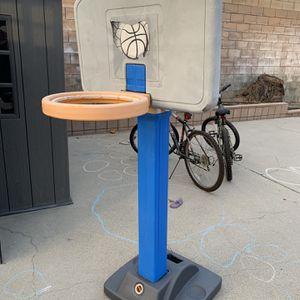 Adjustable Basketball Hoop For Kids for Sale in Claremont, CA