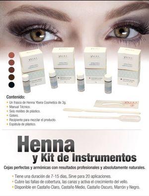 Makeup/ micropigmentación/ Eyebrows/ cejas / henna for Sale in Miami, FL