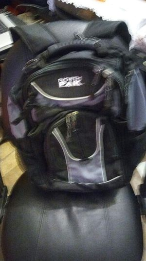 North Pak school backpack many pockets for Sale in Tampa, FL