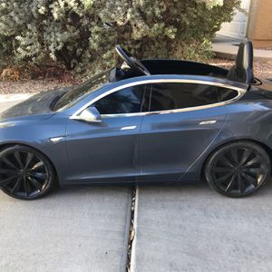 Tesla Model For Kids for Sale in Gilbert, AZ