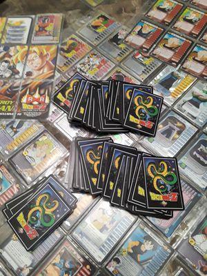2000 and 2001 dragon ball z babidi saga card for Sale in Yorktown, VA