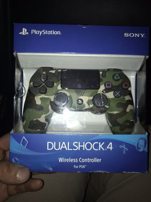 DualShock 4 Wireless PS4 Controller for Sale in Newcastle, WA