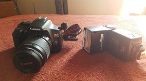 Excellent Canon EOS Rebel T6 DSLR camera, 18MP APS-C CMOS, $300 for Sale in Glenarden, MD
