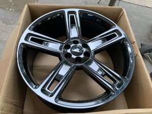 26 Rims with two tires for Sale in Tampa, FL