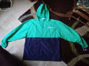 Brand new mens champion rain jacket for Sale in Frederick, MD