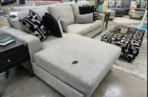 $39 DOWN❗BEST Deal 🛬 Ravenstone Flint LAF Sectional 72 for Sale in Jessup, MD